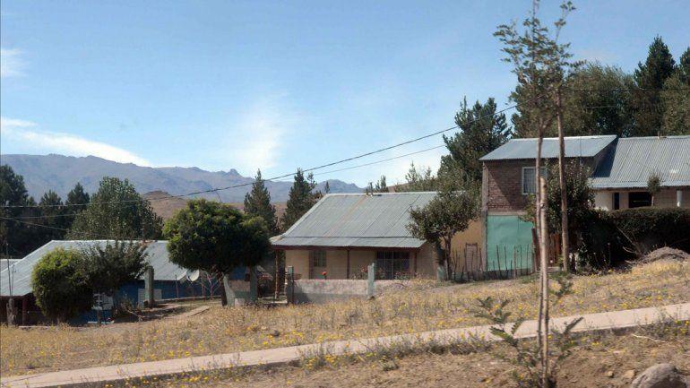 Casa de Muñoz en Las Ovejas.