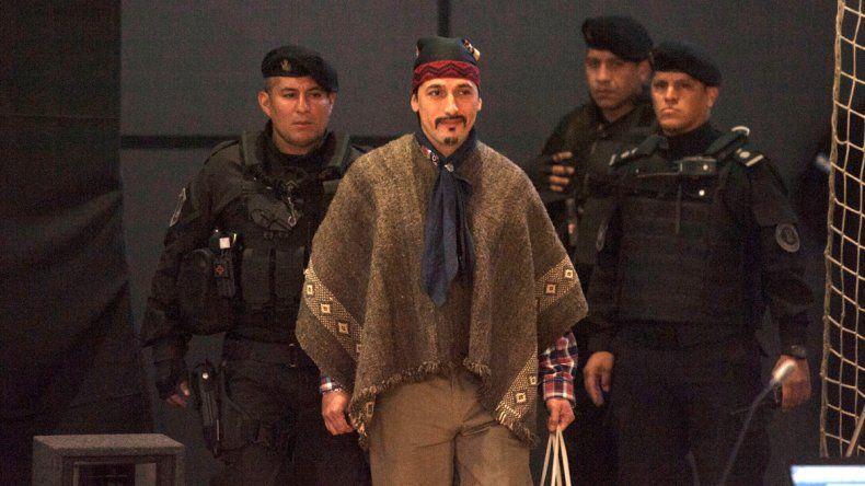 Resolvieron la extradición de Facundo Jones Huala