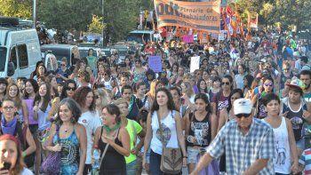 convocan a un paro nacional de mujeres por lucia perez