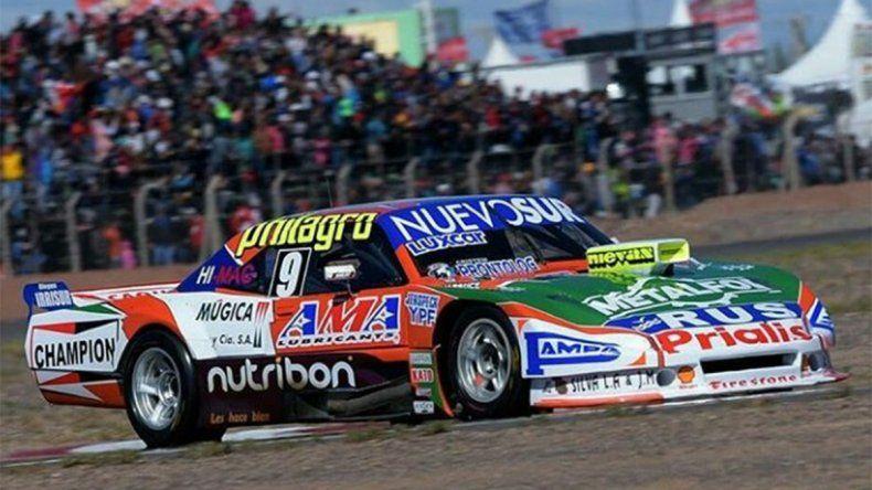 El Pinchito Castellano ganó una tremenda final en el autódromo de Centenario