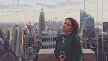 una argentina entre las victimas por la caida del helicoptero