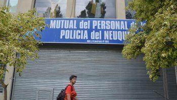 Separan a directivo de la mutual policial de Neuquén por acoso