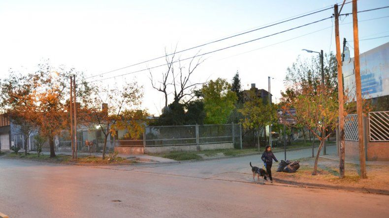 Violento asalto en la calle quedó grabado en Neuquén