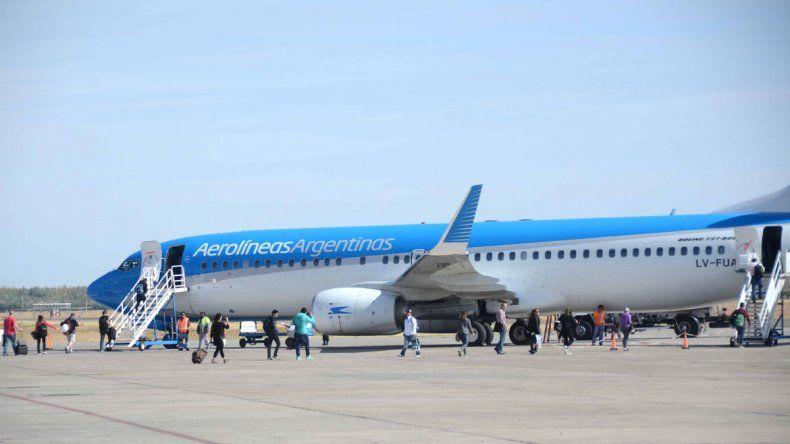 Aerolíneas ofrece vuelos a $500 para competir con las low cost