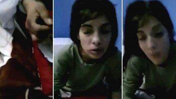 Desesperada por la adicción de su hija viralizó un video