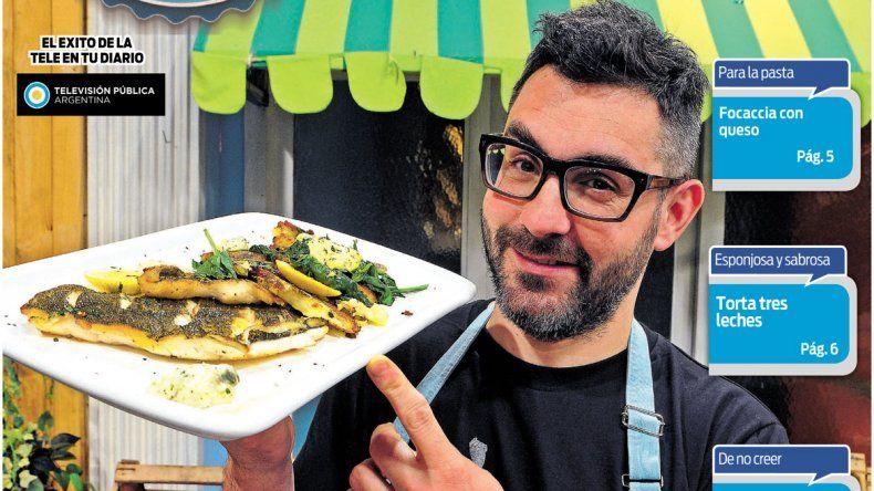 Cocineros Argentinos te muestra cómo hace un cambio en tu dieta