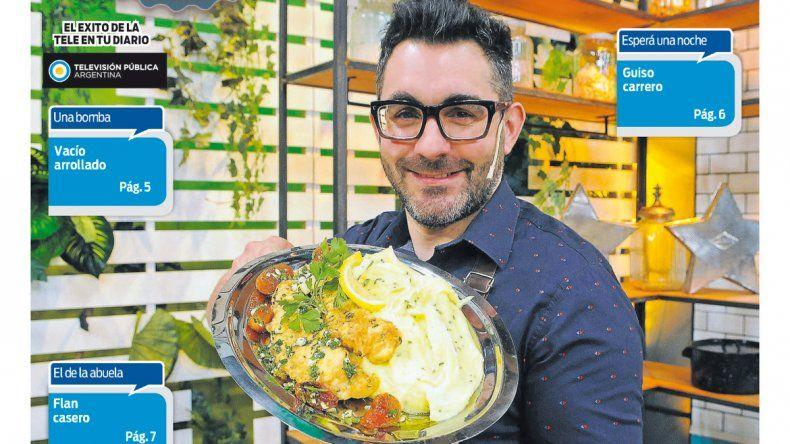 Cocineros Argentinos te enseña a comer rico y sano