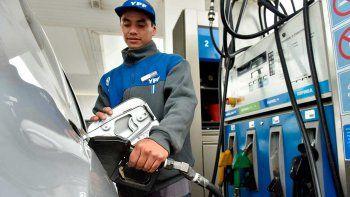 El aumento de las naftas se aplicará desde la próxima semana