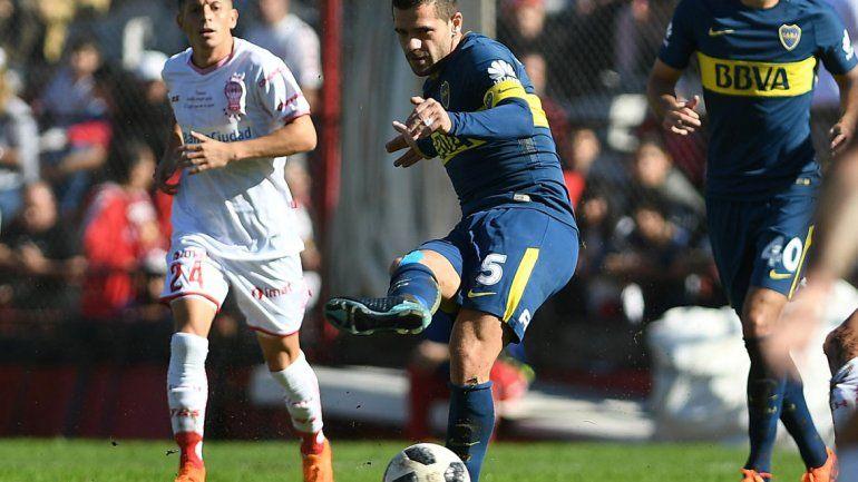 Huracán le empató el partido a Boca y terminaron 3 a 3