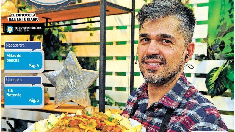 Con Cocineros Argentinos date un gusto, pero de los buenos