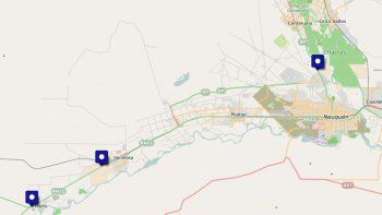 Transitar por Neuquén será un caos: mirá dónde serán los cortes de ruta