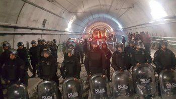 Tensión en el subte: detienen a ocho a metrodelegados