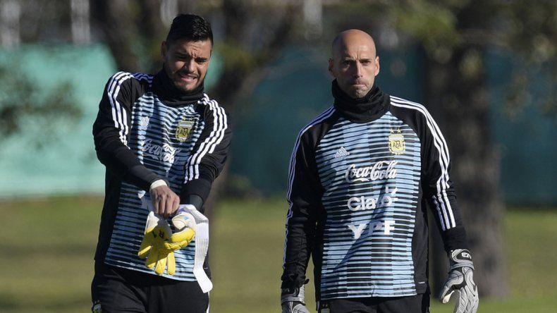 Romero rompió el silencio y dijo que hubiese estado listo para atajar con Islandia