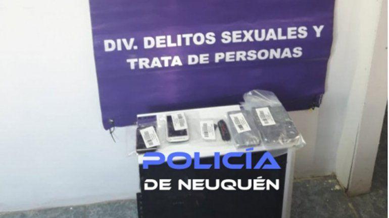 Detuvieron a un neuquino vinculado a una red internacional de pornografía infantil