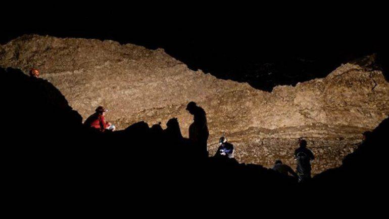 Se realizó la segunda exploración a la Caverna del León en Las Lajas