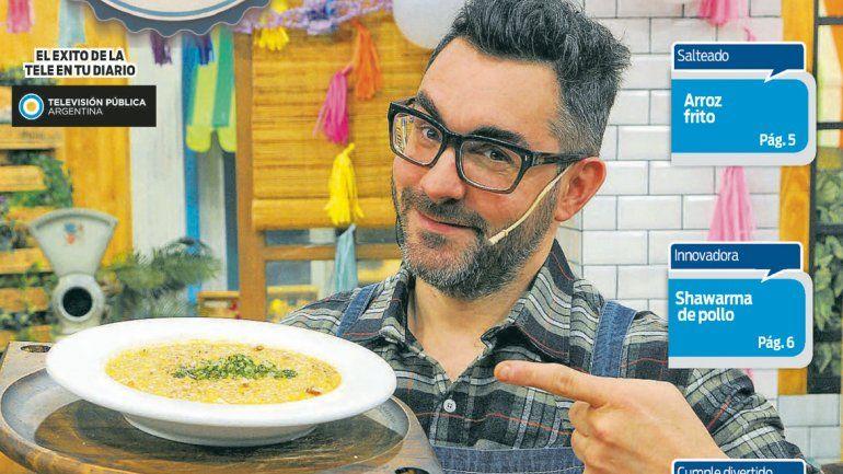 Cocineros Argentinos te enseña los platos más tradicionales para enamorarse y enamorar