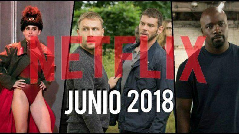 Cuáles serán los estrenos de Netflix en junio, el mes del Mundial