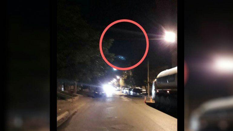 Misterio: vecinos de Chos Malal dicen haber visto un plato volador