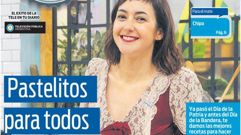Con Cocineros Argentinos hay pastelitos para todos