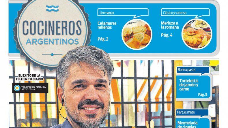 Cocineros Argentinos te enseña recetas para hacerle frente al frío