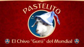 guru mundial: pastelito pide perdon y mantiene el optimismo por argentina