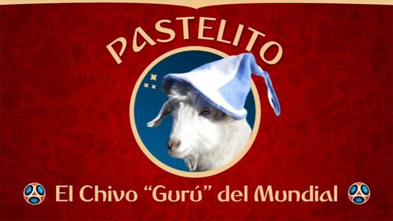 Gurú mundial: Pastelito, el chivo neuquino, pide perdón y mantiene el optimismo por Argentina