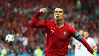 Con gol de Ronaldo