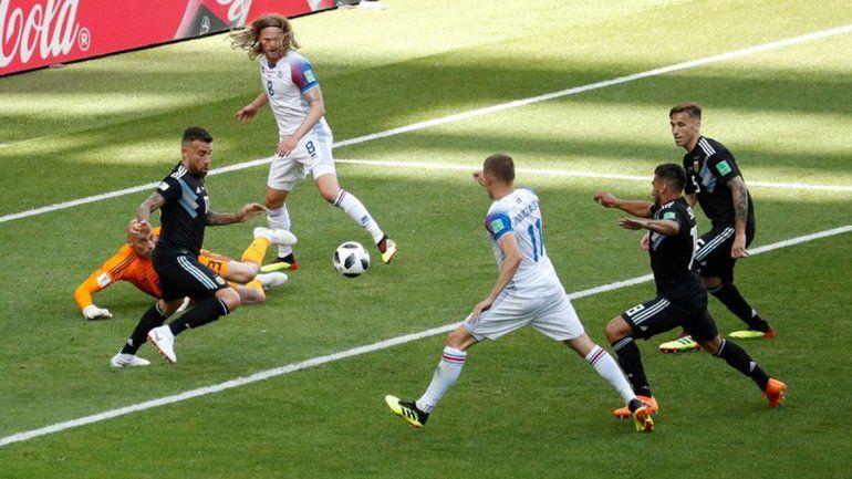 Argentina debuta en el Mundial ante Islandia