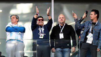 que dijo maradona tras el empate de argentina frente a islandia