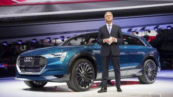 Escándalo: detuvieron al presidente de Audi por casos de fraude