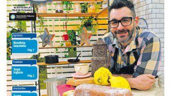 irresistible: cocineros argentinos te ensena a hacer dulce hecho en casa