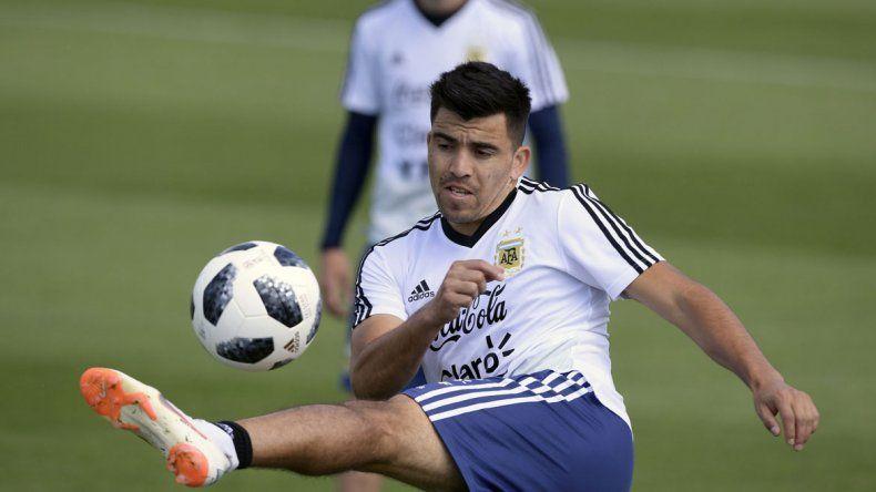 Con Marcos Acuña en cancha, Argentina no puede con Croacia y pierde 1 a 0