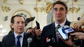 El Ministerio de Hacienda, que lidera Nicolás Dujovne, hizo el anuncio.