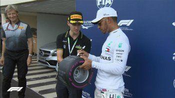 GP Francia: Hamilton sumó otra pole en su carrera