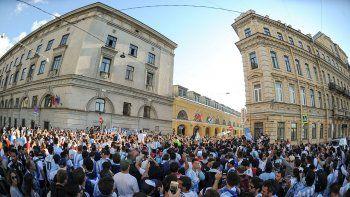 La odisea de los argentinos para poder ver a la Selección a Kazán