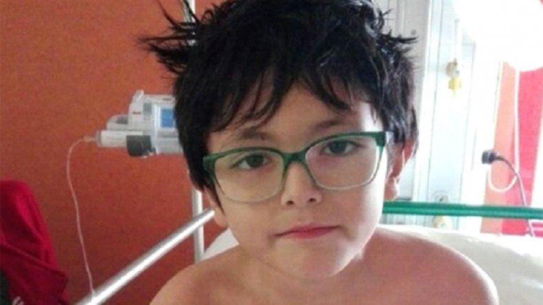 Murió Aluén, el nene neuquino que esperaba un corazón