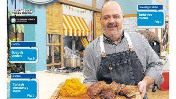 Cocineros Argentinos te enseña a hacer arrollados para todos