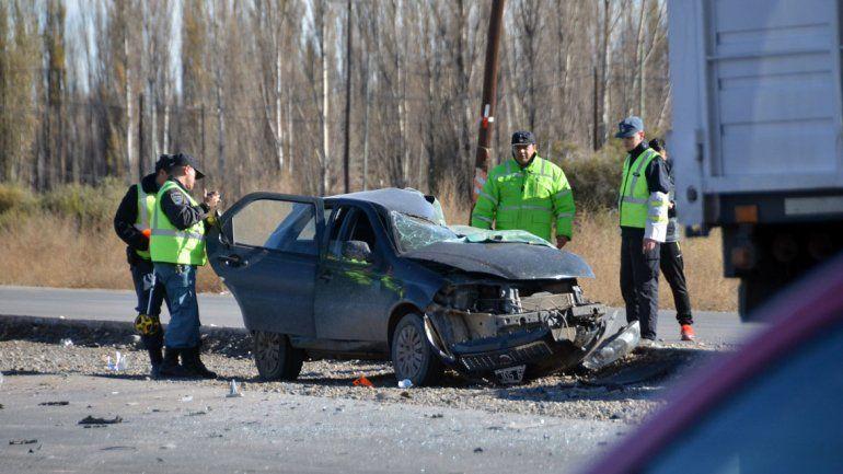 Ya se registra un 55% más de muertes en accidentes en Neuquén