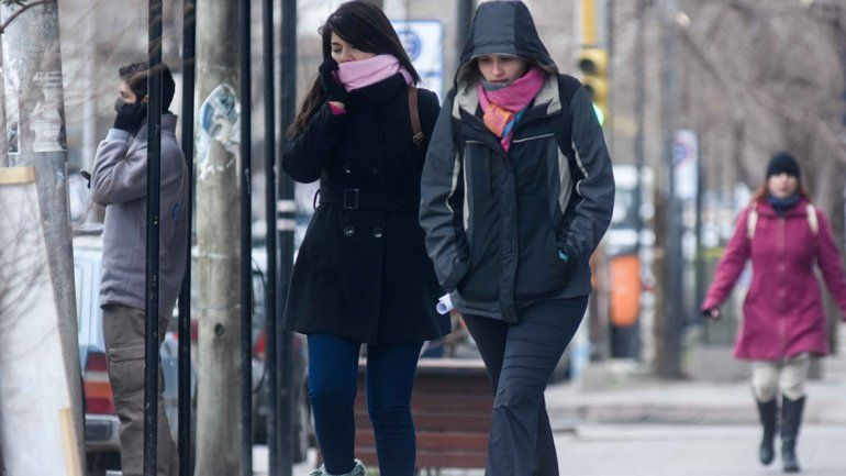 ¿Viento y frío?: Mirá cómo va a estar el tiempo durante la semana en el Valle