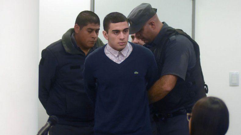 Pidieron seis años de prisión para Nehuén Rodríguez en Neuquén