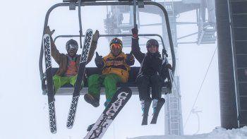 Para esquiar