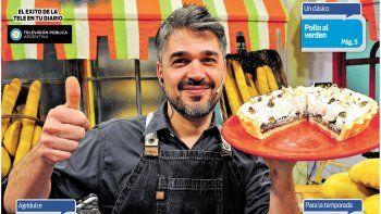 con cocineros argentinos ponele dulce a tu vida