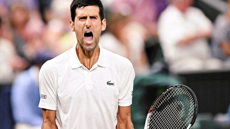Djokovic se impuso a Anderson y se consagró campeón de Wimbledon