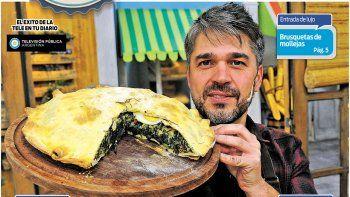 cocineros argentinos le pone sabor para hacerle frente al frio