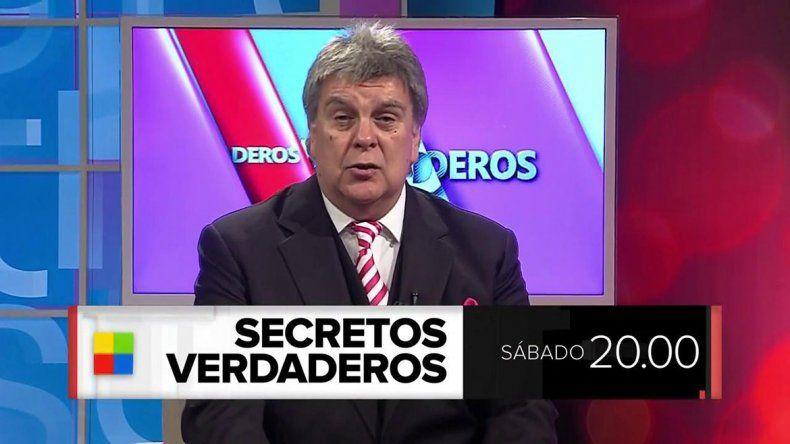Ventura entrevista al padre biológico de Luis Miguel