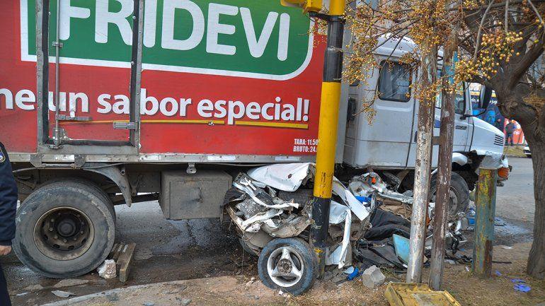 Tránsito: en la ciudad de Neuquén hay dos víctimas fatales al mes