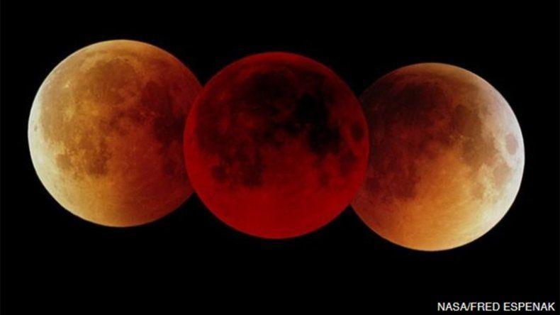 Habrá un nuevo eclipse lunar: ¿Se podrá ver en la región?