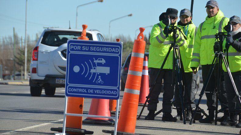 Se postergó la aplicación de multas por alta velocidad en la Ruta 22 en Neuquén