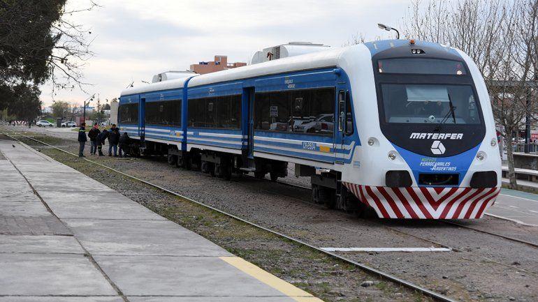 Aumenta el tren: costará $5 en septiembre y $9 en noviembre