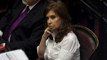 Para el fiscal Stornelli, CFK formaría parte de una asociación ilícita.